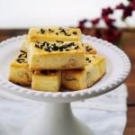 核桃芝麻奶酥饼