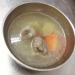 苹果胡萝卜煲排骨