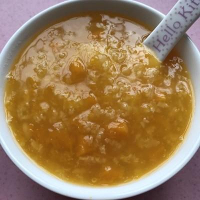 糯米南瓜粥