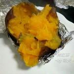#美的Fun烤箱·焙有Fun焙儿#烤红薯