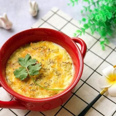 焗烤咖喱#美的FUN烤箱·焙有FUN儿#