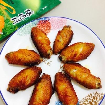 空氣炸鍋食譜-奧爾良雞翅