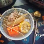 竹蔗茅根猪骨汤