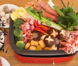 天冷一起吃饭,麻辣火锅火起来。