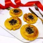 香糯地瓜饼
