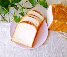 奶香吐司#美的FUN烤箱·焙有FUN儿#