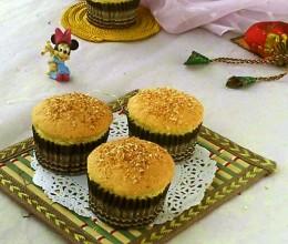 法式海绵小蛋糕#美的FUN烤箱,焙有FUN儿#