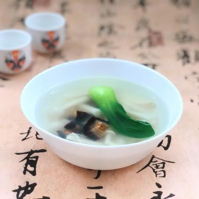 白玉极参汤