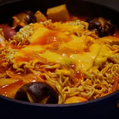 【部队火锅】——冬季里的美食