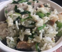 荔浦芋头炒饭