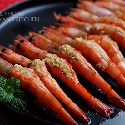 年夜饭-富贵虾