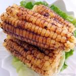 烤玉米的做法