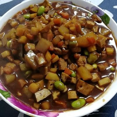 海鮮拌飯醬
