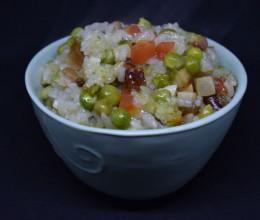 川菜-豌豆糯米饭