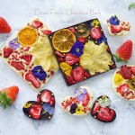 网红水果干巧克力-情人节首选