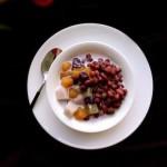 自己做芋圆,餐桌减肥好主食