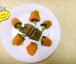 """营养师的小厨房——被""""抽""""掉了胆固醇的猪口条"""