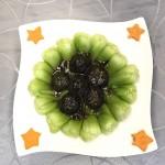 蚝油香菇上海青