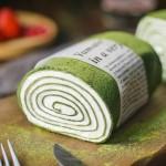 日食記丨抹茶毛巾卷