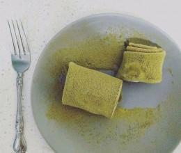 日食记——抹茶毛巾卷