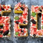 情人节快乐 520数字蛋糕送给你甜蜜的节日祝福