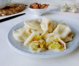 存稿豆腐白菜饺