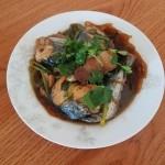 蘿卜燉鲅魚