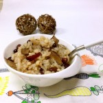 红豆红枣薏米粥