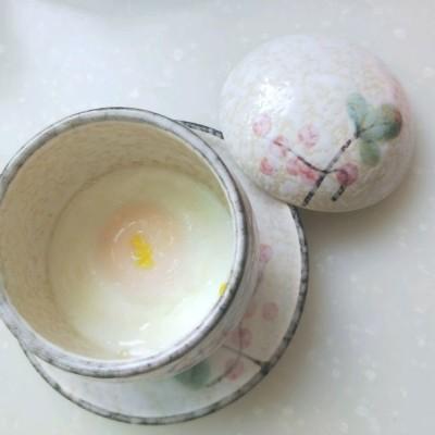 止咳小偏方-白糖蒸蛋