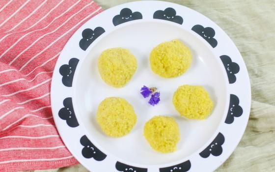小米荸荠肉丸