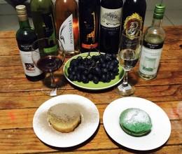 白葡萄酒蛋糕