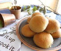 黑芝麻玉米奶酪小餐包