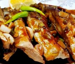 美味至上--干烧金昌鱼