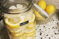 柠檬酵素and柠檬蜂蜜茶