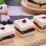 软糯豆沙松糕 宝宝辅食食谱