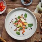 越南青檸嫩雞粥