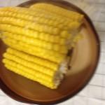土豆炒紅綠椒回鍋玉米