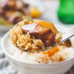 日食记丨电饭煲黄焖鸡米饭