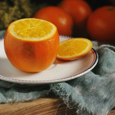 止咳良方蒸鹽橙