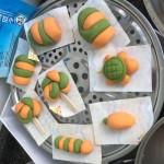宝宝蔬菜馒头