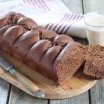 肉桂巧克力吐司面包