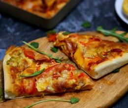 自制披萨----从饼底开始哦