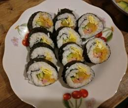 寿司的做法和材料
