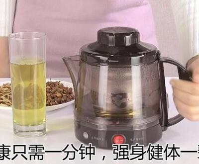 健脾止咳茶饮