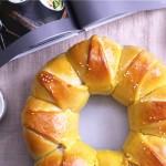 【皇冠面包】一个模具一个碗就能给你不一样的视觉享受