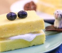 酸奶夹心绵绵糕 宝宝辅食食谱