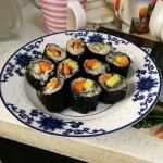 寿司(最简易版)