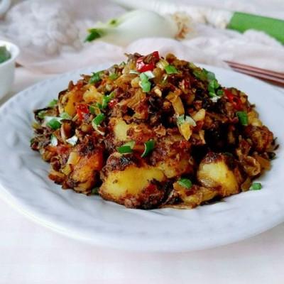 葱葱酸蒜辣土豆
