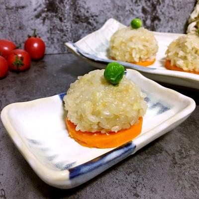 磷虾猪肉糯米丸