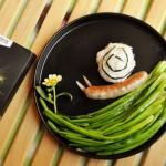 趣味蜗牛饭团